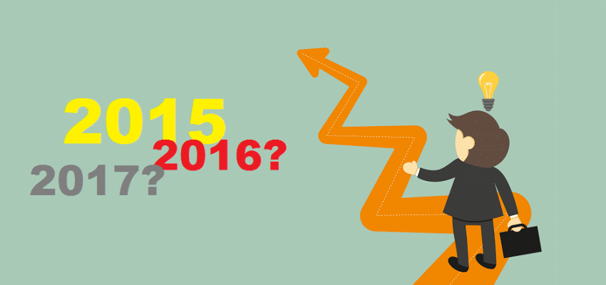 Contas Nacionais 4º trimestre 2015