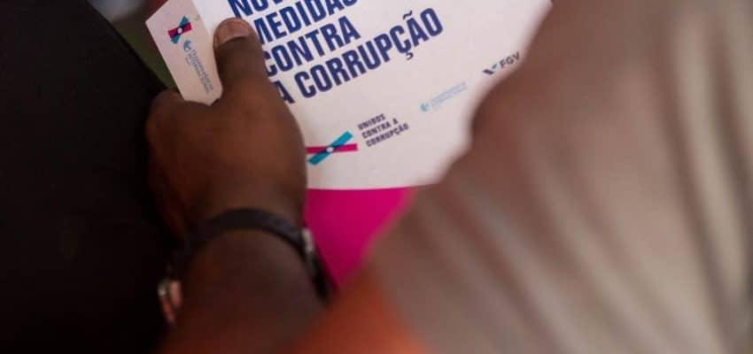 Livro Novas Medidas Contra a Corrupção
